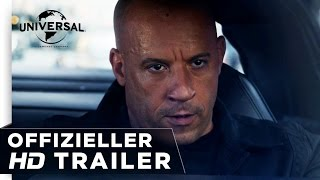 Fast & Furious 8 - Trailer #2 deutsch/german HD