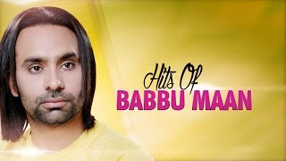 Hits of babbu maan | audio jukebox | punjabi evergreen hit songs | t-series apna punjab