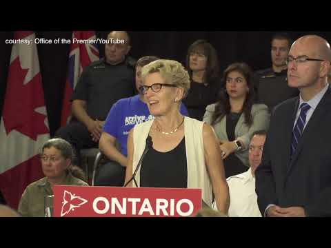 Kathleen Wynne responds to Patrick Brown's comments