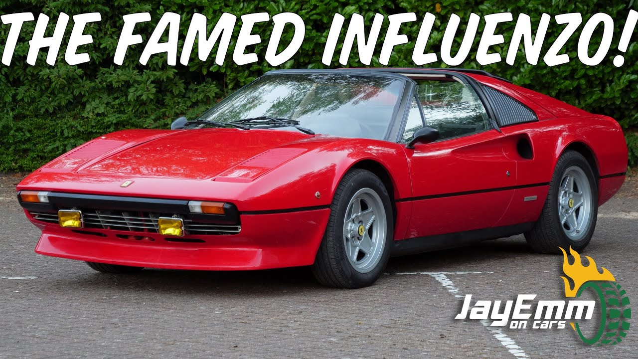 "1979 Ferrari 308 GTS - My First Classic V8 Ferrari Drive (The Famous ""Influenzo"")"