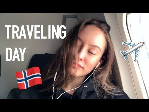 flying alone for the first time || vlog