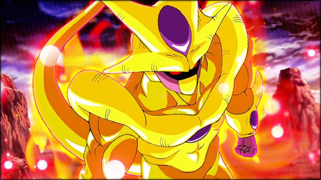 Golden cooler super dragon ball heroes rob golden dragon