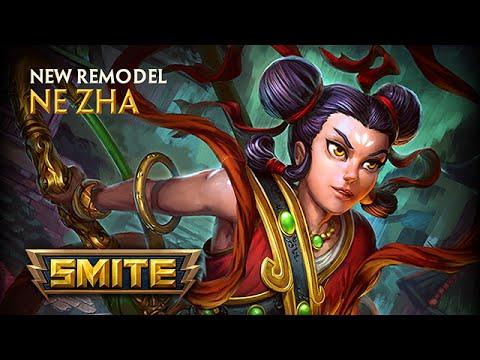 smite how to play nezha
