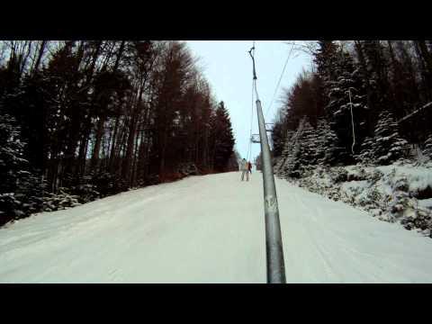 Ski Ventron Janvier 2011