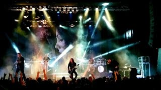 Kamelot - Veil of Elysium & When the Lights are Down, HD,Live Sentrum Scene,Oslo 26.09.15