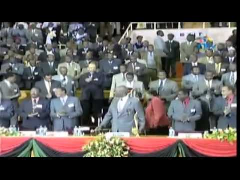 Failure of democracy in Kenya part 1