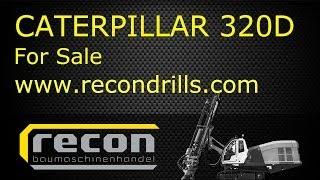 CAT 320D for Sale - Caterpillar 320D - Used Caterpillar Excavator - Construction Equipment
