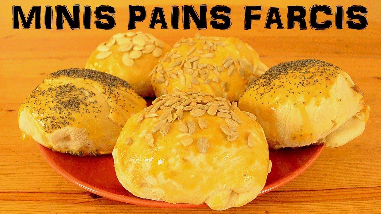 Recette pain farci à la viande simple et facile - N°29 [HD ...
