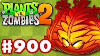 INFERNO! New Plant! - Plants vs. Zombies 2 - Gameplay Walkthrough Part 900
