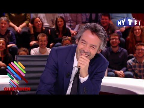 Vincent Dedienne en manque de Q... comme Kiosque - Quotidien du 24 Novembre