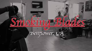 Smoking Blades Salon - Bellflower, CA