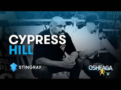 Cypress Hill Interview – Osheaga 2016 | Stingray PausePlay