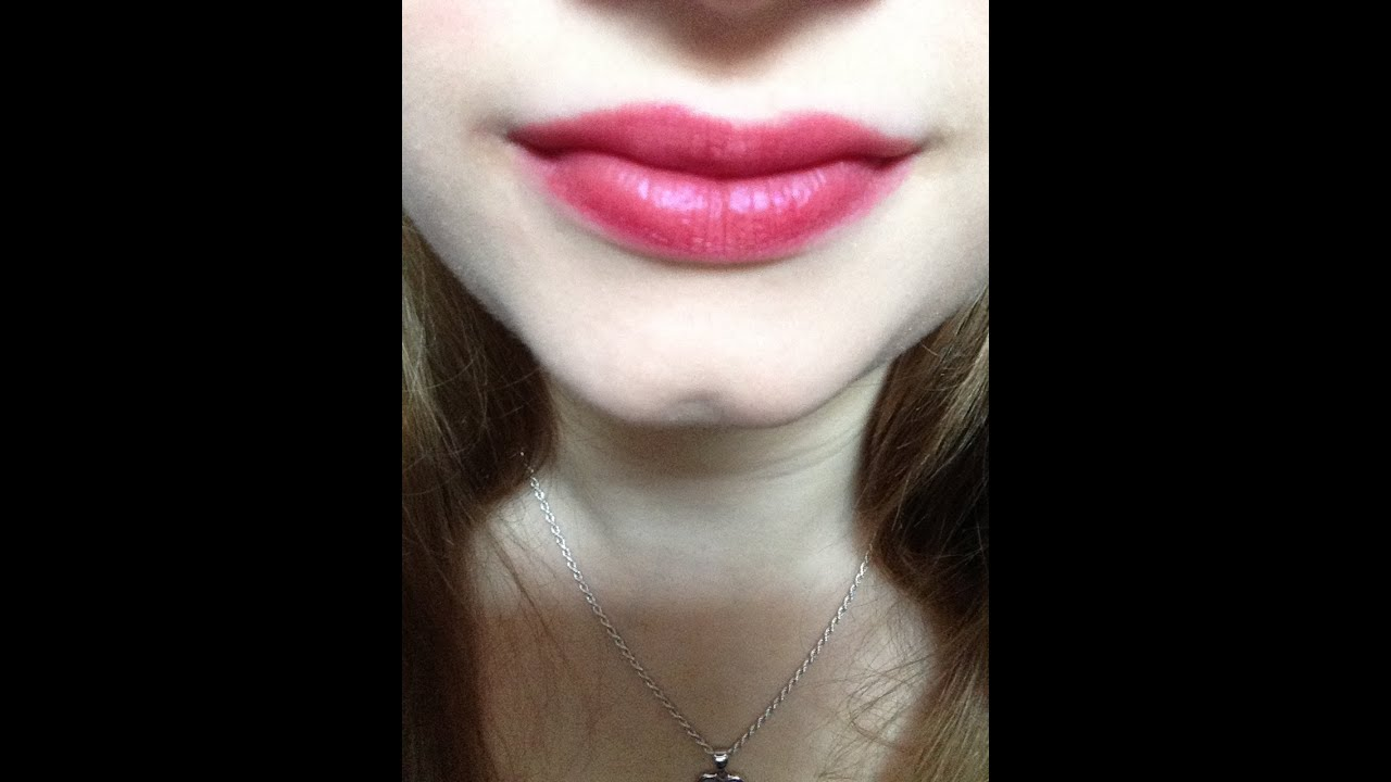 First Impression: Revlon Colorstay Ultimate Suede Lipstick - YouTube