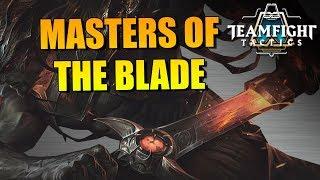 BLADEMASTER COMEBACK! - Teamfight Tactics TFT