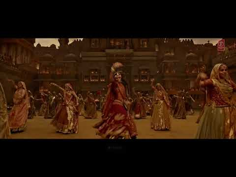 Ghoomar Full Video Song | Padmaavat | English Subtitles | 5.1 DTS Sound