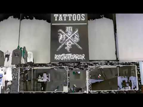 Rockstar Tattoo Parlours - Pickering Flea Market