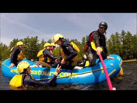Critelli Trip 2016 - Wilderness Tours Ottawa River