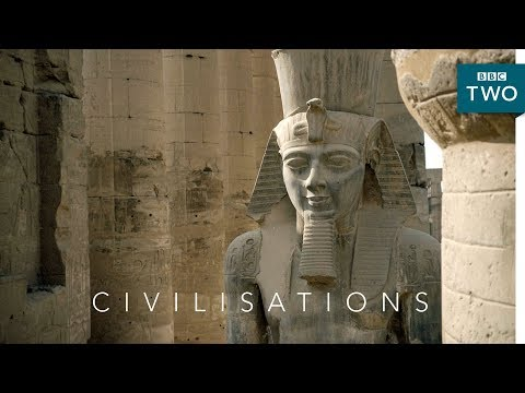 Mary Beard explores the secrets of Ramesses II statues - Civilisations: Ancient Egypt - BBC Two