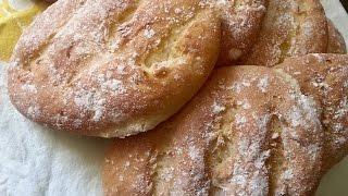 pain au four sans gluten- gluten free Bread