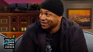 LL Cool J & James Corden Have Similar Rap Origin Stories