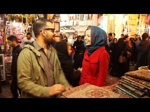 Iran: Lifting the veil on Tehran's cultural life