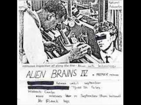 Alien Brains - Untitled 1 ( 1980 Noise / Experimental )