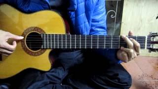 Thầm kín (guitar) - Vương Tăng