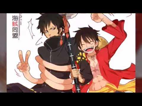 Law x Luffy