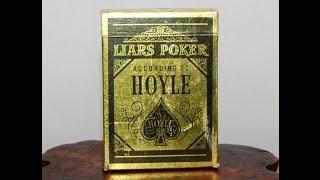Vintage Hoyle Liar