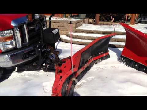 BATTLE of the SNOW PLOWS Hiniker vs Western from YouTube · Duration:  3 minutes 38 seconds