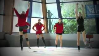 Обычный день тренировок по художественной гимнастике.(Описание-лень писать), 2016-02-26T06:30:57.000Z)