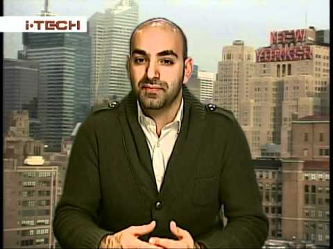 i-Tech: Social Media Uprising in Egypt.