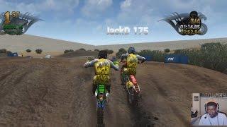 MX vs ATV Reflex Green Sand MX multiplayer