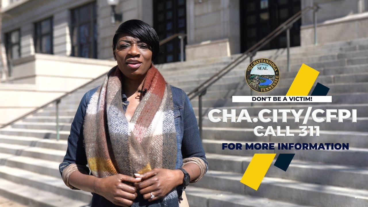 City of Chattanooga Fraud Awareness Video