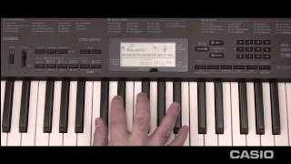 TUTORIAL I CTK 3200 I Cómo acceder a ritmos, timbres y sus funciones?