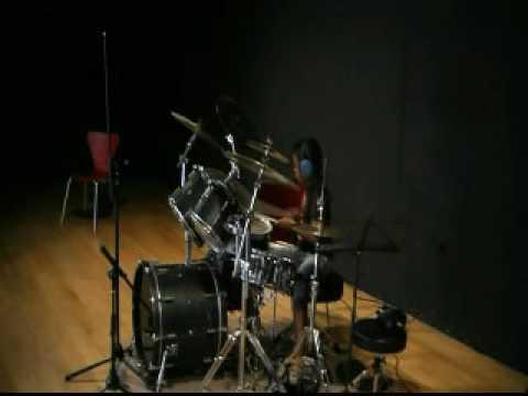 elias solo de batterie audition steve pasche 2009