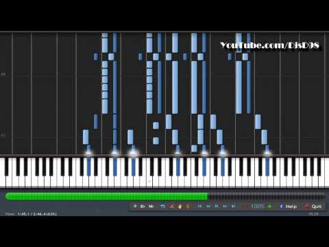ISM | Savant | Synthesia [Piano]