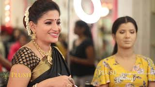 Actress Jennifer MAkeover @PLUSHBOUTIQUE&BEAUTYLOUNGE by Santhoshi