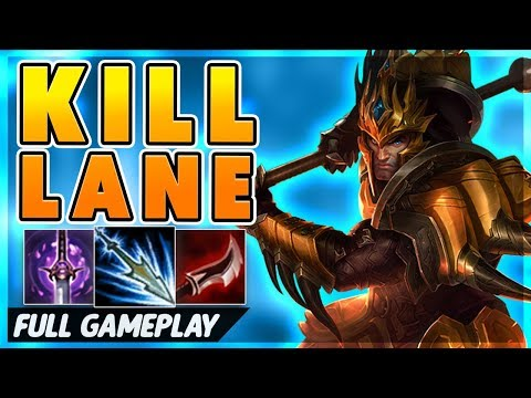 DUSKBLADE AT 6 MINUTES (1+ KILL A MINUTE) - BunnyFuFuu Full Gameplay