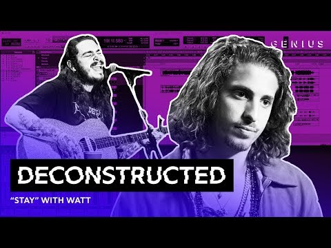 "The Making Of Post Malone's ""Stay"" With WATT 