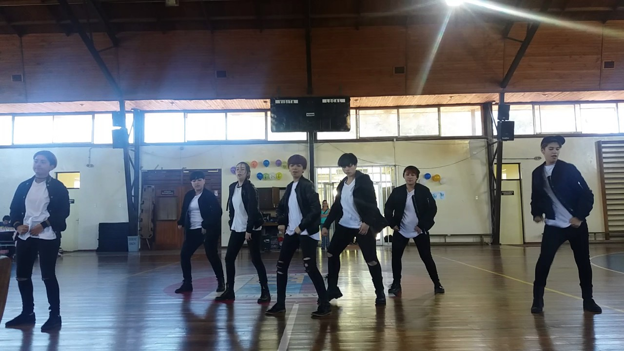 Cover Monsta X - all in