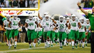 Oregon Ducks Football vs. Michigan State 2014 HD