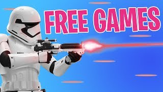 FREE GAMES June 2020 - Star Wars, Call of Duty, and MORE | The Countdown