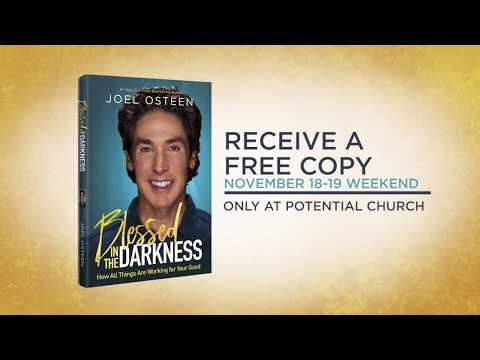 FREE JOEL OSTEEN BOOK at Potential Church w/ Troy Gramling