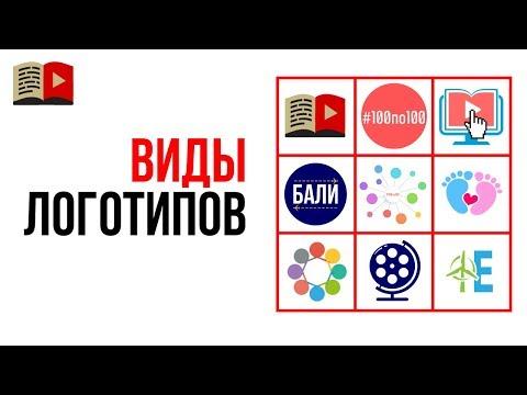 Как придумать логотип для YouTube канала? Виды логотипов на YouTube каналах с примерами
