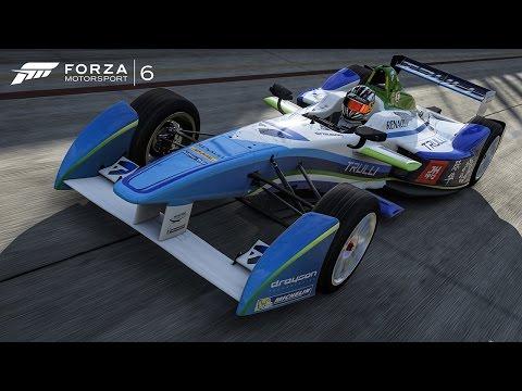 Forza Motorsport 6 - Week 1 Cars Revealed - Formula E, BMW E36 M3, Lexus RC-F + More!!