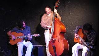 Swing De Gitanes - Automn Sidewalks - The Middle East Gypsy Jazz Project
