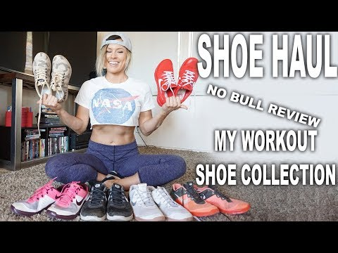 Shoe Haul (gym shoes) WHO IS BETTER?