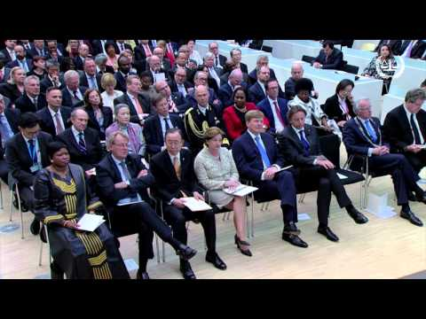 Official Opening of the ICC Permanent Premises - 19 April 2016