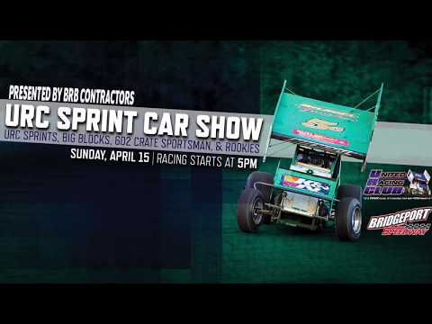 The URC Sprint Cars are coming back to Bridgeport Speedway